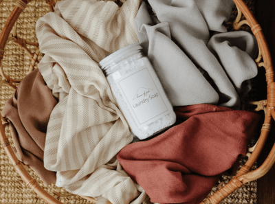 lavender laundry soap - she. boutique