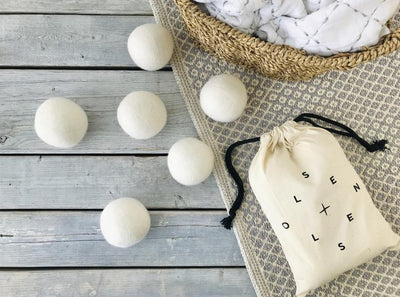 Wool Dryer Balls - Bag of 6 - she. boutique