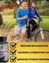 Inflammation PLUS  90 capsule - With Glucosamine & Hyaluronic Acid | Inflammation, Joint Pain & Arthritis Relief | Gluten-Free & Non-GMO