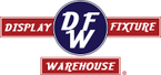 Display Fixture Warehouse logo | Display Fixture Warehouse Retail - display shelving for retail stores, retail point of purchase displays, retail clothing display fixtures, boutique fixtures and displays, display retail shelving store