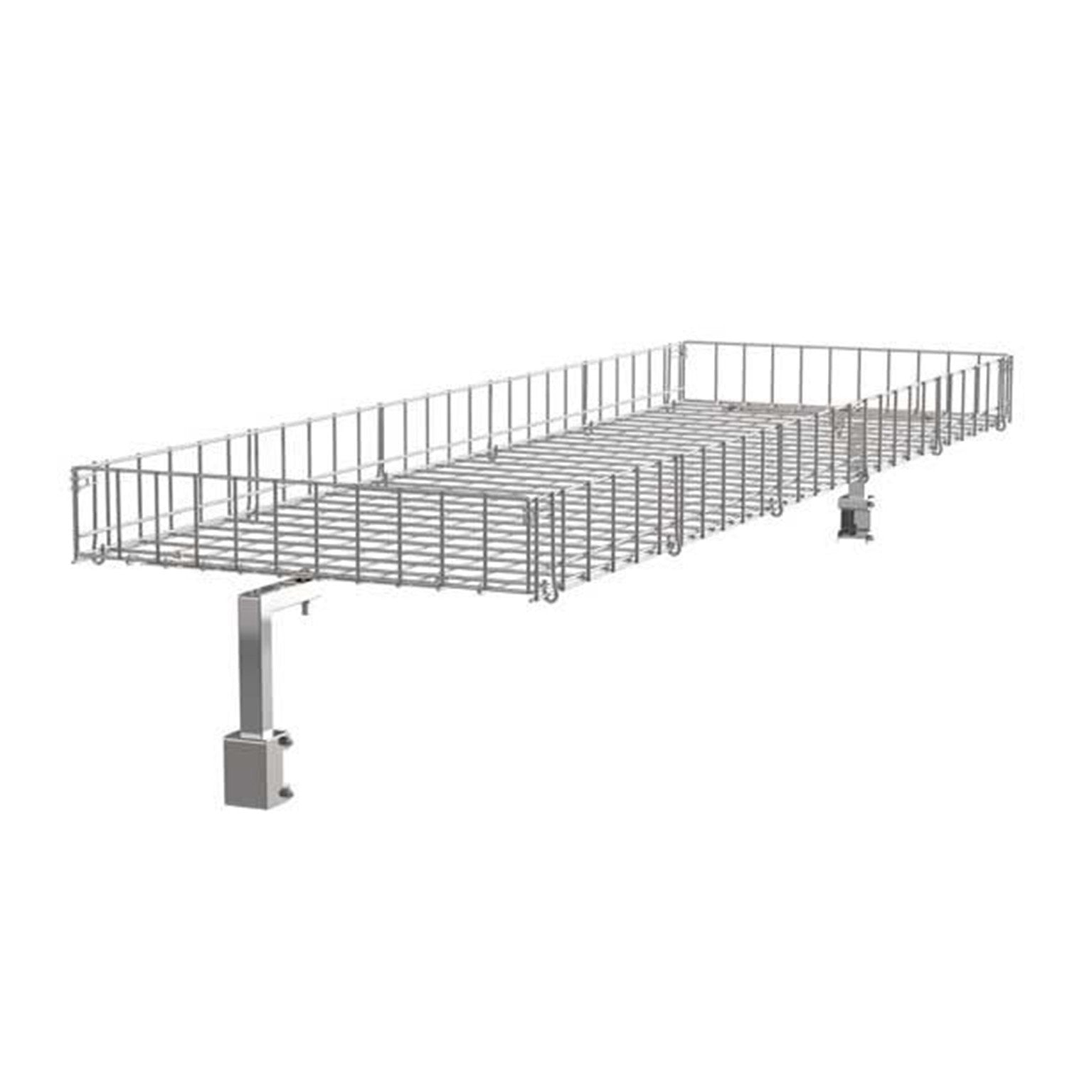 "18"" W X 55"" L Top Shelf For Z Rack - Display Fixture Warehouse Retail"