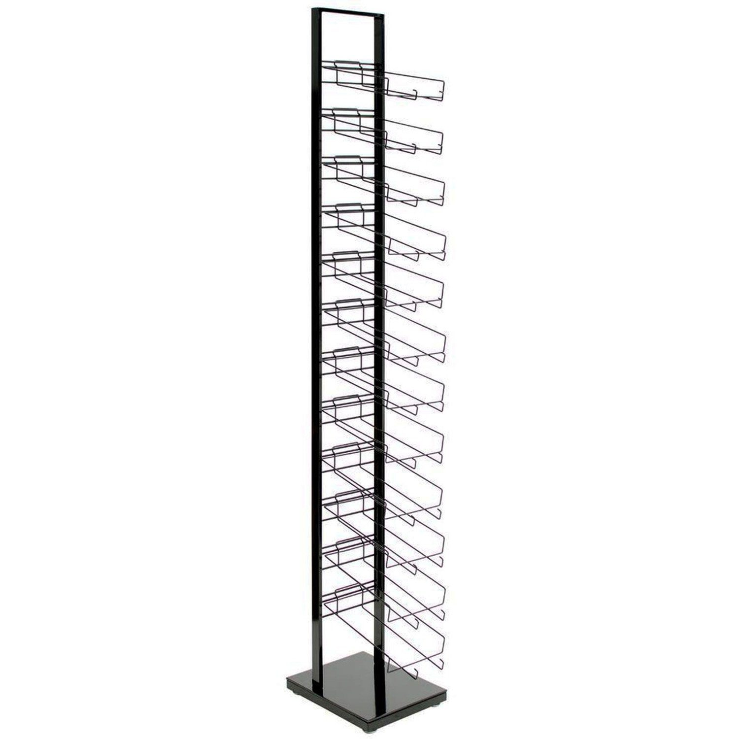12 Tier Single Sided Cap Display - Display Fixture Warehouse Retail
