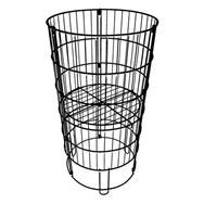 "15"" D x 30"" H Wire Dump Bin - Display Fixture Warehouse Retail"