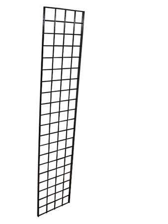 1' W x 5' H Grid Panel - Display Fixture Warehouse Retail