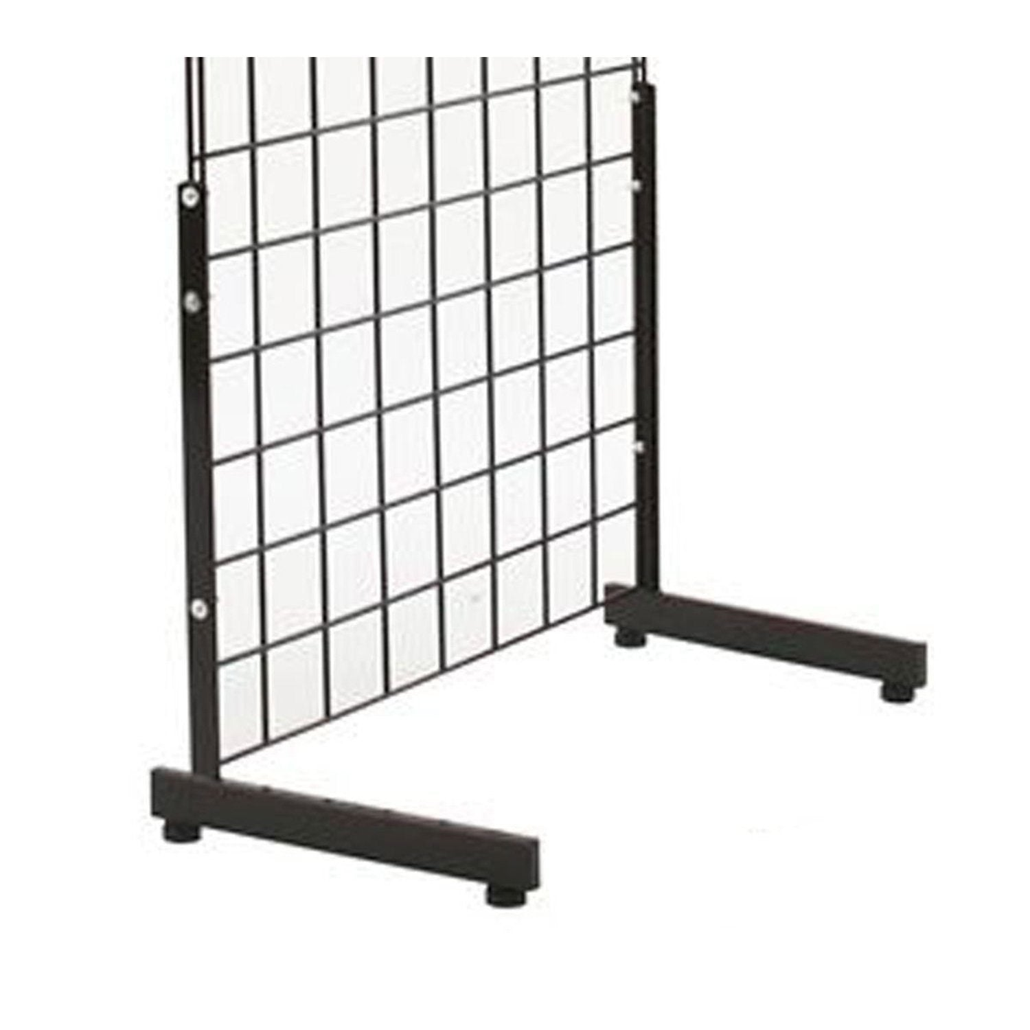 'L' SHAPED GRID LEGS (SET OF 2) - Display Fixture Warehouse Retail