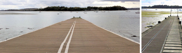 Pontoon and Pier Anti slip Floor Mat