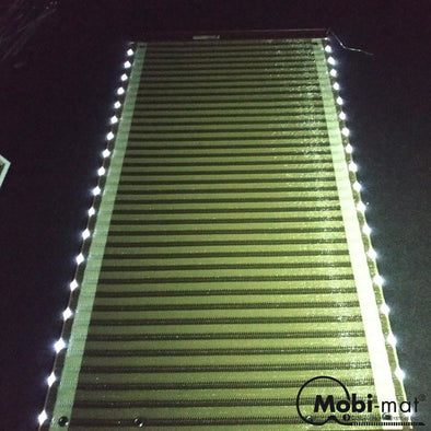Enlighted Roll-Up Walkway Type Afx: 5 Ft & 6.5 Wide