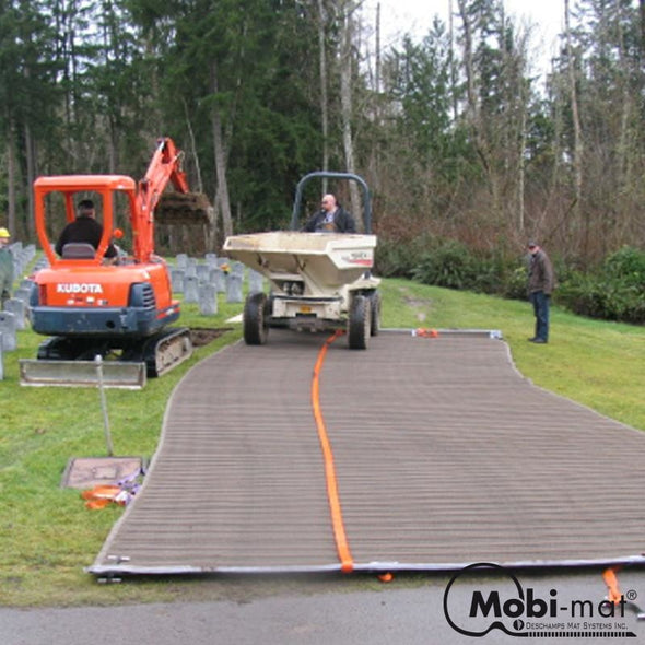 Roll Out Ground Access Mats Type A2X