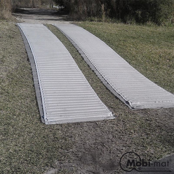 Roll Out Ground Access Mats Type Xev25