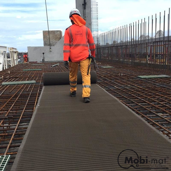 Walkway For Safe Walking On Wire Mesh Portable Type A2X 5 Ft / 33