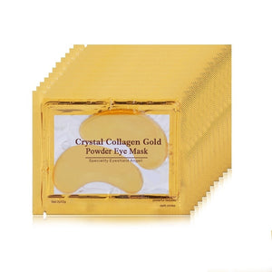 Crystal Collagen Gold Eye Mask (10 Pairs)