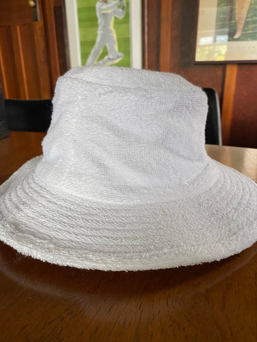 Towelling hat