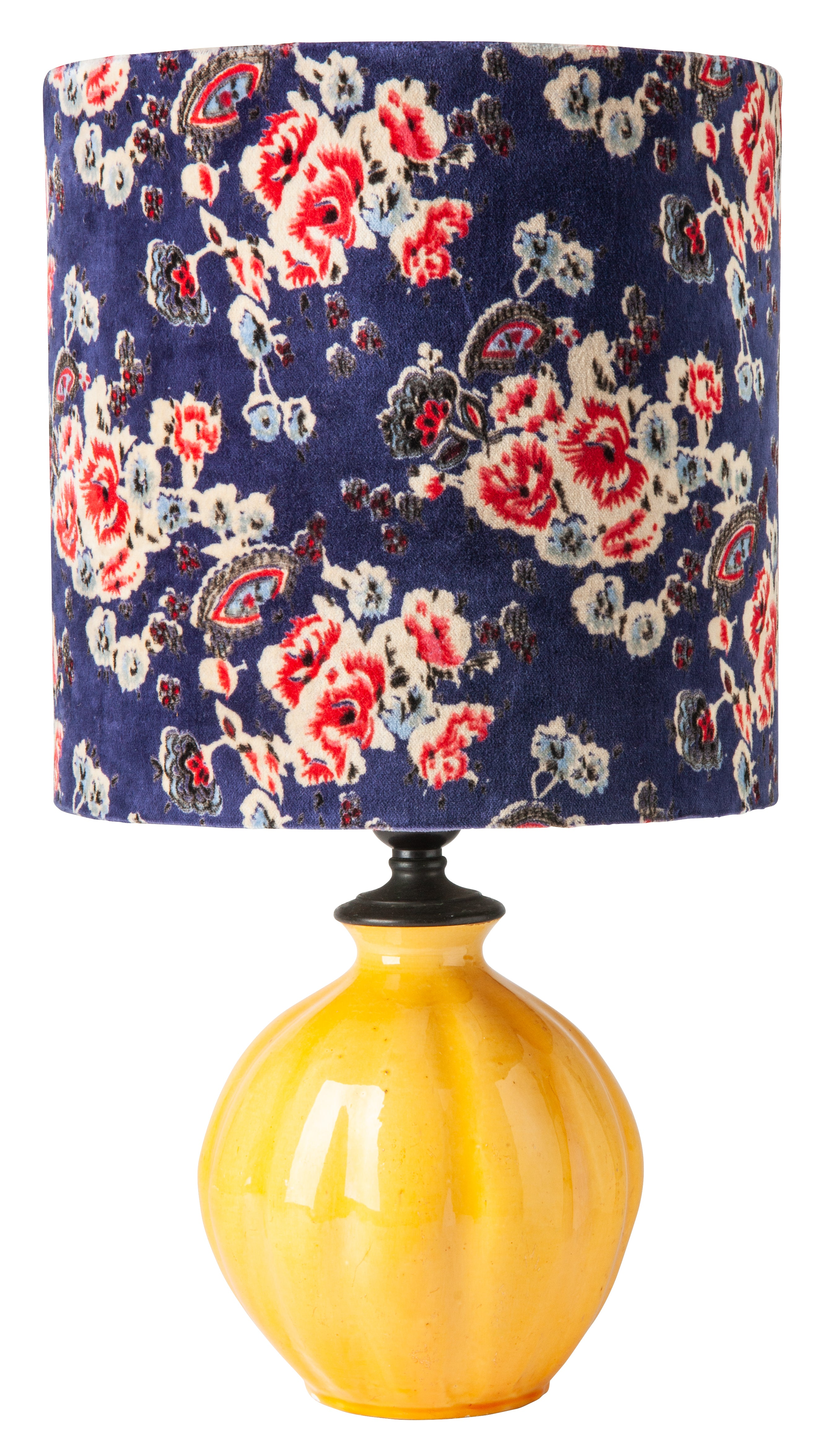 LAMP SHADE FLOWERS 25