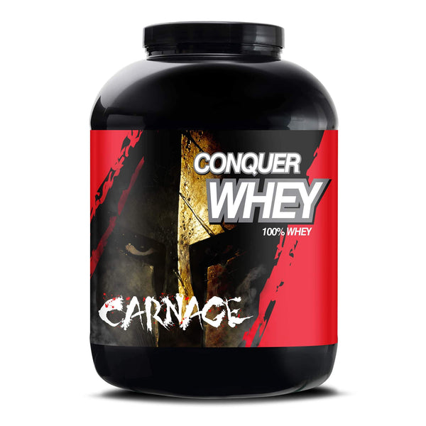 Conquer Whey