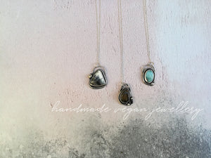 handmade vegan jewellery