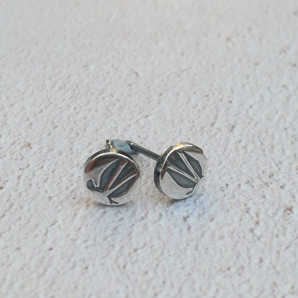 Flame Stud Earrings