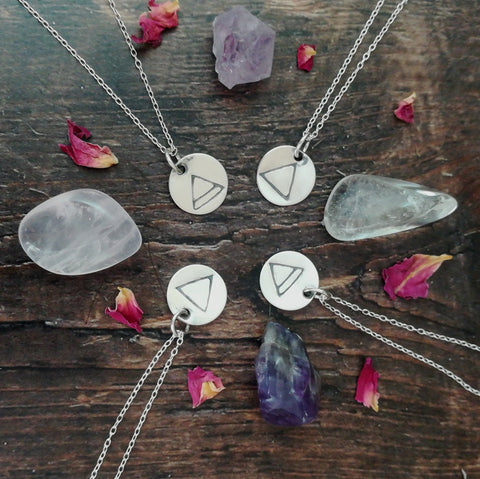 Elements Necklaces