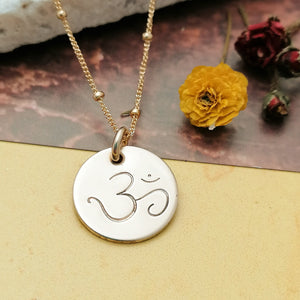Ohm Necklace