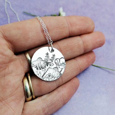 Flower Meadow Necklace