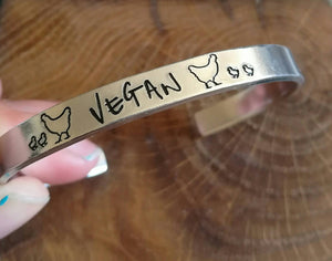 Vegan Chicken Bracelet