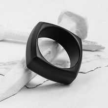 Load image into Gallery viewer, vitaly fyra ring (matte blk)