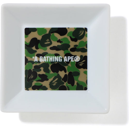 bape abc ashtray (green)