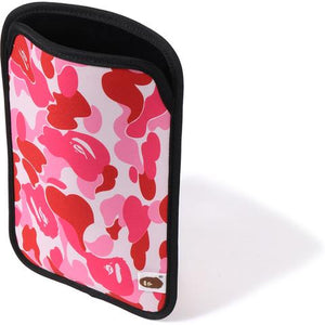 bape abc ipad mini case (pink)