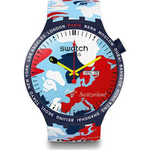 Load image into Gallery viewer, bape swatch (big bold paris)