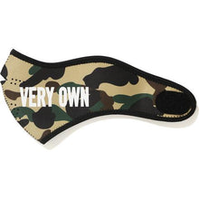Load image into Gallery viewer, bape x OVO 1st camo mask (yellow)