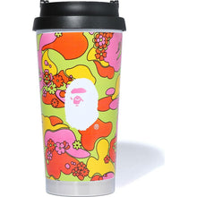 Load image into Gallery viewer, bape abc camo flower tumbler