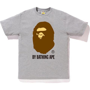 bape by bathing ape tee (grey)