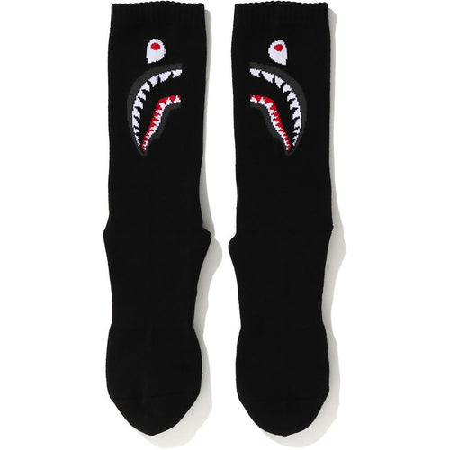 bape shark socks AW20 (blk)