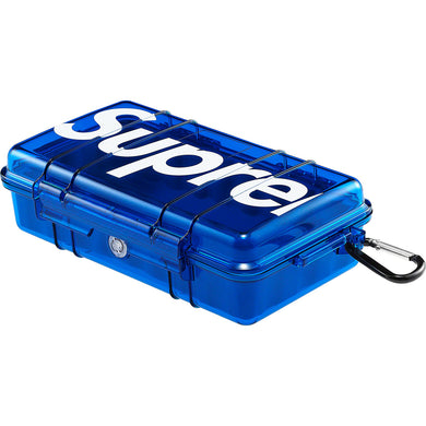 supreme x pelican 1060 case (blue)