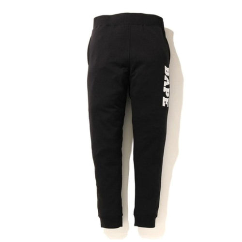 bape summer 20 sweatpants (blk)