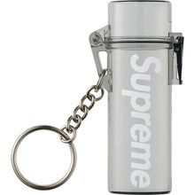 Load image into Gallery viewer, Supreme Waterproof Lighter Case Keychain (smoke)