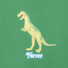 Load image into Gallery viewer, anti social social club 'plastic t-rex' tee (green)