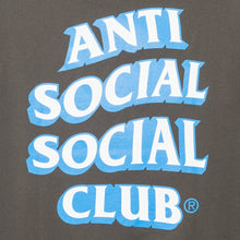 Load image into Gallery viewer, anti social social club 'plastic t-rex' tee (brown)