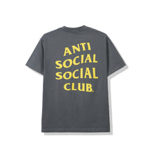 Load image into Gallery viewer, anti social social club 'london' tee (grey)