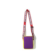 Load image into Gallery viewer, anti social social club no plastic side bag (multi-color)