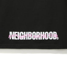 Load image into Gallery viewer, anti social social club x neighborhood 'black jack' longsleeve tee (blk)