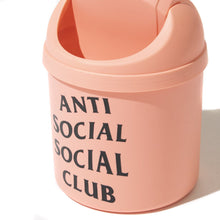 Load image into Gallery viewer, anti social social club trashed waste bin