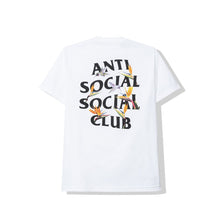Load image into Gallery viewer, anti social social club 'pair of dice' tee (wht)