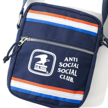 Load image into Gallery viewer, anti social social club x usps work side bag