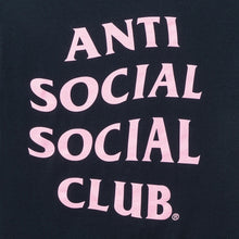 Load image into Gallery viewer, anti social social club x usps work tee (navy)