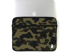 "bape 1st camo pc case 15"" (green)"
