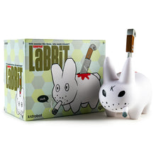 "Load image into Gallery viewer, kidrobot 7"" smorkin labbit backstab"
