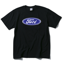Load image into Gallery viewer, fuct oval parody tee (black)