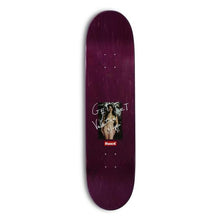 Load image into Gallery viewer, fuct valentina nappi skateboard deck