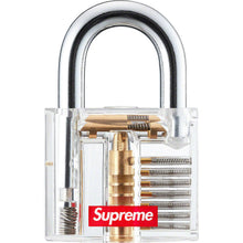 Load image into Gallery viewer, Supreme Transparent Lock