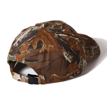 Load image into Gallery viewer, fuct oval parody camp cap (tree camo)